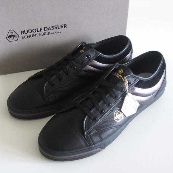 RARE Vintage Puma Rudolf Dassler Schuhfabrik Boots